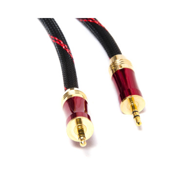 3m Ultra Premium 3.5mm AUX Auxiliary Cable Cord Ipod