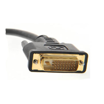 15m DVI Cable Dual Link DVI-D to DVI-D Male Lead 24+1 25 Pin Monitor Laptop TV