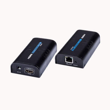 HDMI Extender over Single CAT5e / CAT6 upto 120m LKV373A