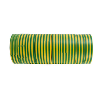 Cabac Insulation Tape Yellow Green Pack of 10 ITYG/10