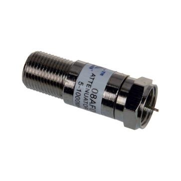 3dB Inline F-Type Attenuator