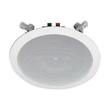 "Opus One 6.5"" 35w 2 Way Round Ceiling Speaker C0873"