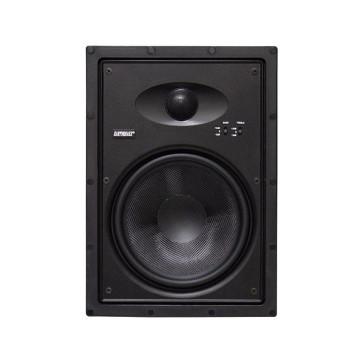 "Earthquake 8"" Edgeless In-Wall Speakers 500w (Pair) EWS800"