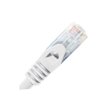 Hypertec CAT6 Patch Lead White 20m CAT6WH20