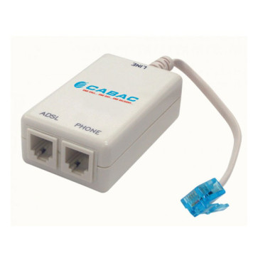 Cabac ADSL 2+ In-Line Filter / Splitter ADSL0082PL