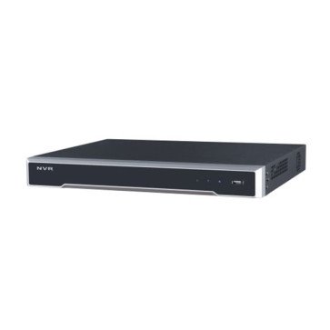 Hikvision HIK-7608NI-I2-8P 8ch PoE NVR 80Mbps / H.264+ / VGA/HDMI  / 2 HDD Bay + 3TB