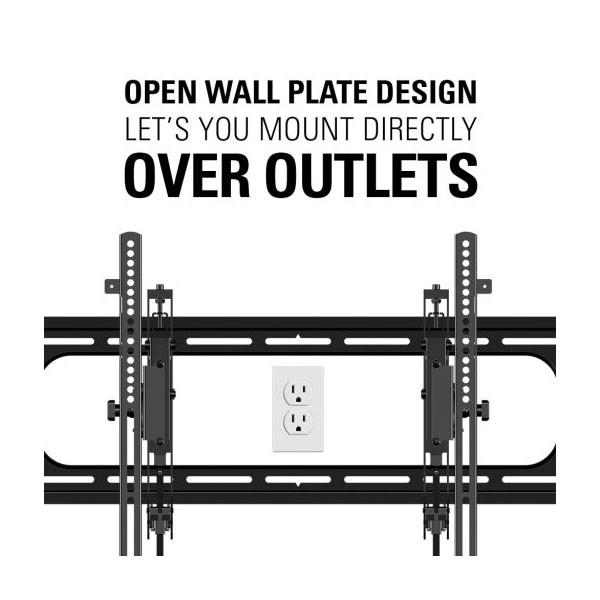 Sanus Advanced Tilt Premium Tv Wall Mount For 46 Quot 90