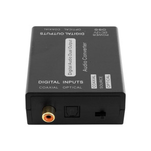 Pro2 Dual Digital Optical Coaxial Audio Converter PRO1287