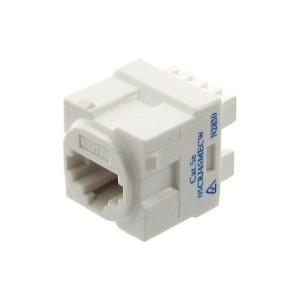 CAT5e RJ45 Network Wall Plate Insert