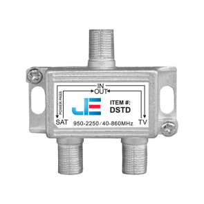 Jonsa  Diplexer Satelite & FTA F-Type DSTD