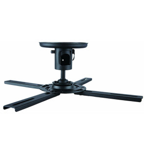 Tauris Universal Projector Ceiling Bracket Black TP1-B