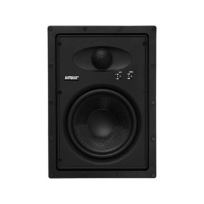 "Earthquake 6.5"" Edgeless In-Wall Speakers 300w (Pair) EWS600"