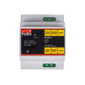 Thor HLVD High / Low Voltage Detector 20amp HLVD 20A