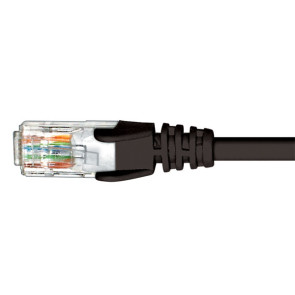 Cabac CAT6 Patch Lead Black 10m PLC6BK10