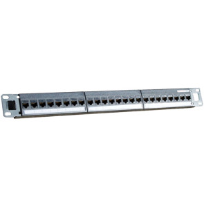 Hyptertec Patch Panel CAT6 24 Port