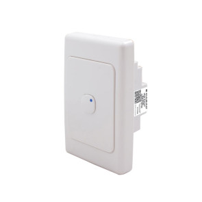 Cabac S-Click Wall Timer Switch 230VAC 10A HNS210TD