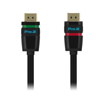 Pro2 Easylock HDMI Locking Cable v2.0 4K 7.5m ELHH075