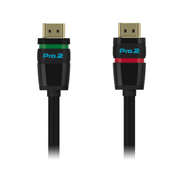 Pro2 Easylock HDMI Locking Cable v2.0 4K 3m ELHH030
