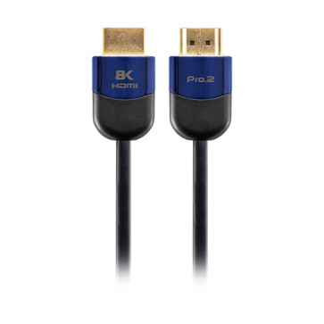 Pro2 Ultra High Speed Certified HDMI Cable 8K 48GBPS 2m HL8K2M