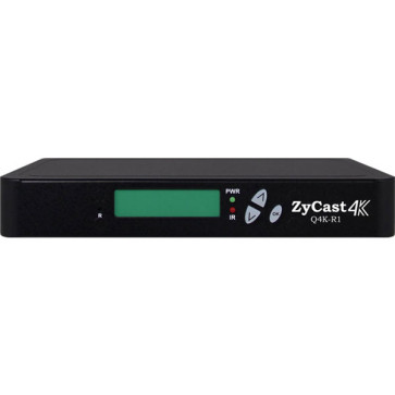 Zycast Single Input 4k Modulator with 4k Loopout 1080P Modulated Q4K-R1