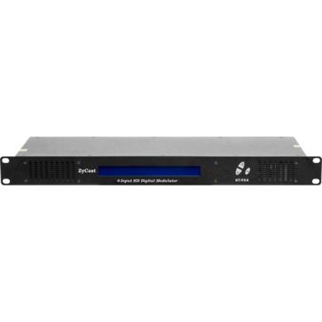 ZyCast 4 Input Foxtel HD Modulator (No Loop / No Audio Delay / No IR) KT-FX4
