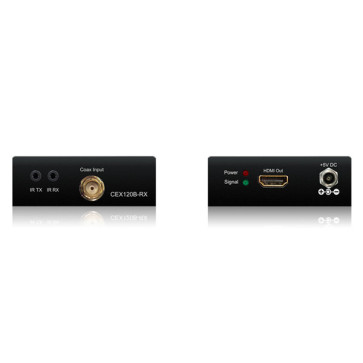 Blustream CEX120B-KIT HDMI over Coax Extender Front
