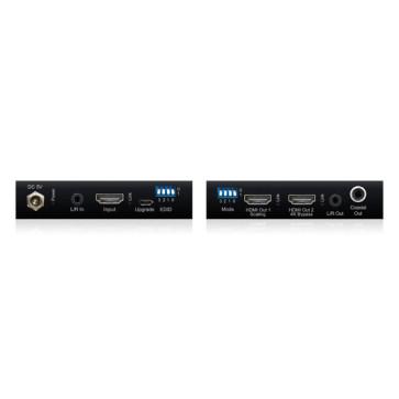 Blustream SC12SP-V2 2-Way HDMI 4K Down Scaler and Splitter