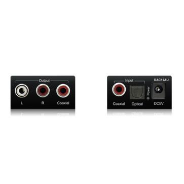 Blustream DAC12AU Digital to Analogue Audio Converter