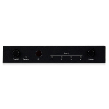 Blustream OPT41AU 4 Way Optical Switch with DAC Front