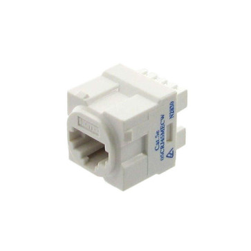 CAT5e RJ45 Network Wall Plate Insert (10 pack)