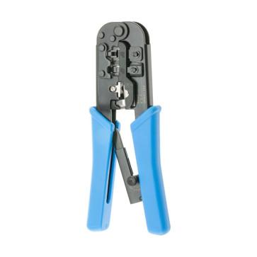 """Hanlong 7.5"""" 191mm RJ11 RJ12 RJ45 Crimping Tool HTN5684R"""