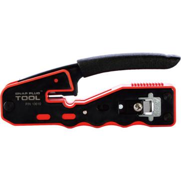 T3 RJ45 Snap Plug Compact Crimp Tool T10610