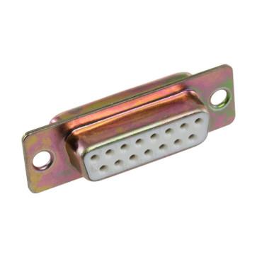 DB15 D Way Female Solder Socket Connector