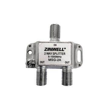 Zinwell 2 Way 1000Mhz Splitter for NBN HFC MSG-2A