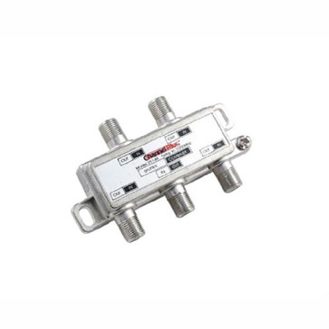 Channel Plus 4 Way Splitter / Combiner with DC & IR Pass Through