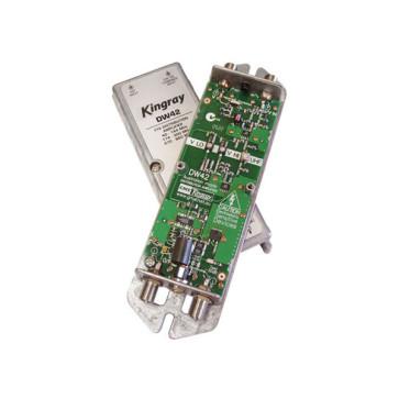 Kingray 42db RF Distribution Amplifier inc Test Point & VHF/UHF Input DW42