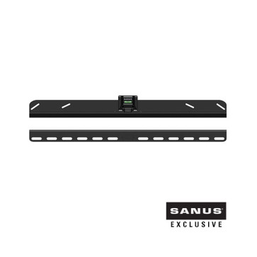 "Sanus SimplySafe Fixed TV Wall Mount for Most 47"" - 80"" Flat- Panel TVs 61kg VLL61"