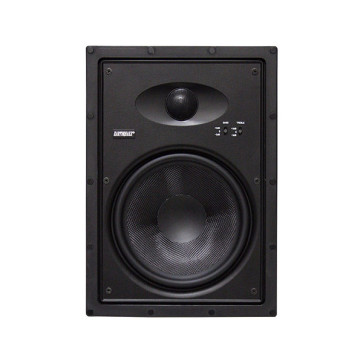 "Earthquake 8"" Edgeless In-Wall Speakers 500w (Pair) EWS800"