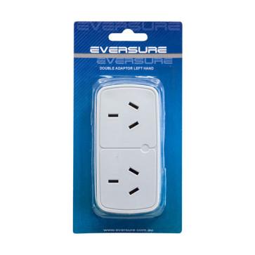 Eversure Double Adapter Left Hand PB20L
