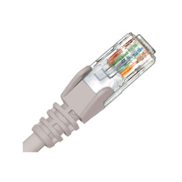 Hypertec CAT6 Patch Lead Grey 1.5m HCAT6GY01.5