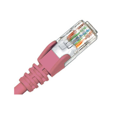 Hypertec CAT6 Patch Lead Pink 1m HCAT6PK01