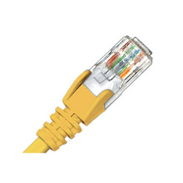 Hypertec CAT6 Patch Lead Yellow 10m HCAT6YL10