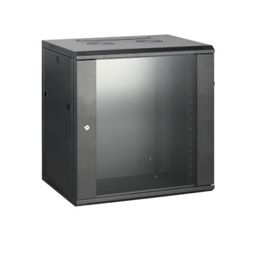 Hypertec S Series Wall Mount Enclsoure 12RU 600W 635H 450D