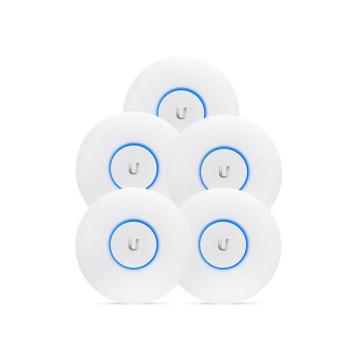 Ubiquiti Networks UniFi AC Pro 802.11ac Dual Radio Access Point  (5 Pack)