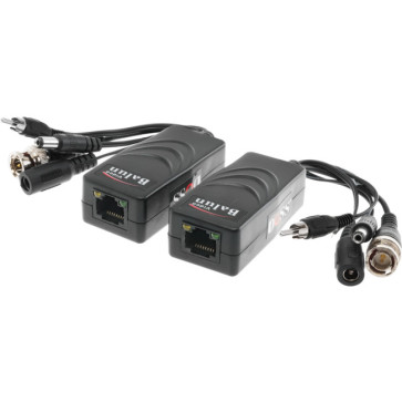 CCTV RJ45 UTP Video, Audio & Power Balun VPAB45