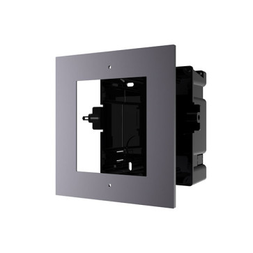 Hikvision Intercom Door Station Gang Box Flush Mount for 1 Module DS-KD-ACF1-P