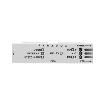 Paradox IP150+ Internet Module for Insite Gold, IP Reporting, Remote BabyWare Programming PDX-IP150+