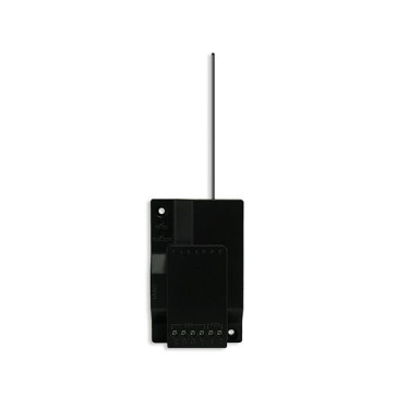 Paradox Wireless Receiver PDX-RX and PDX-REM-15 Remote PDX-RX1