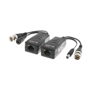 CCTV RJ45 UTP Video & Power Balun VPB45