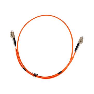LC-LC Duplex OM1 Multimode Fibre Patch Lead 2m